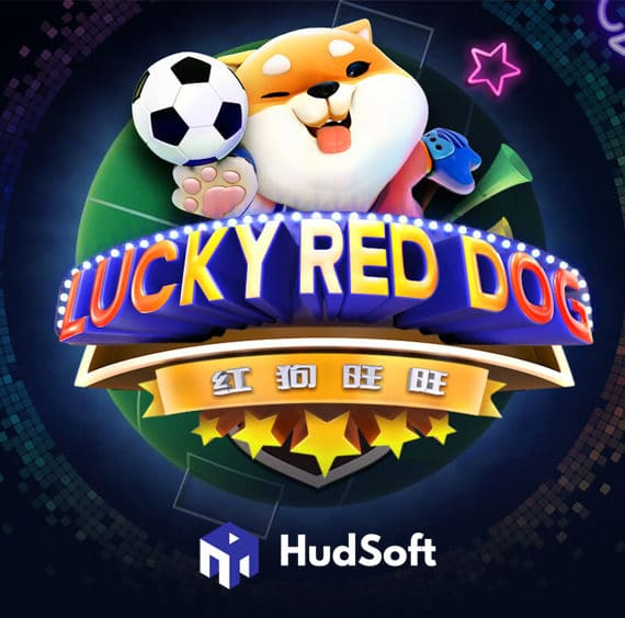 Lucky Red Dog