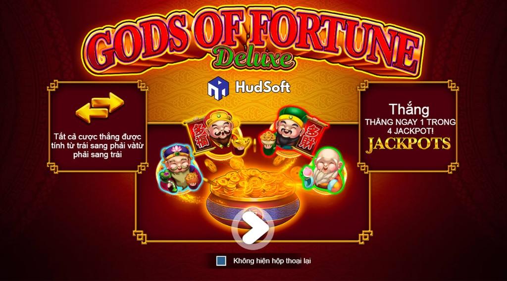 Hướng dẫn cách chơi God Of Fortune