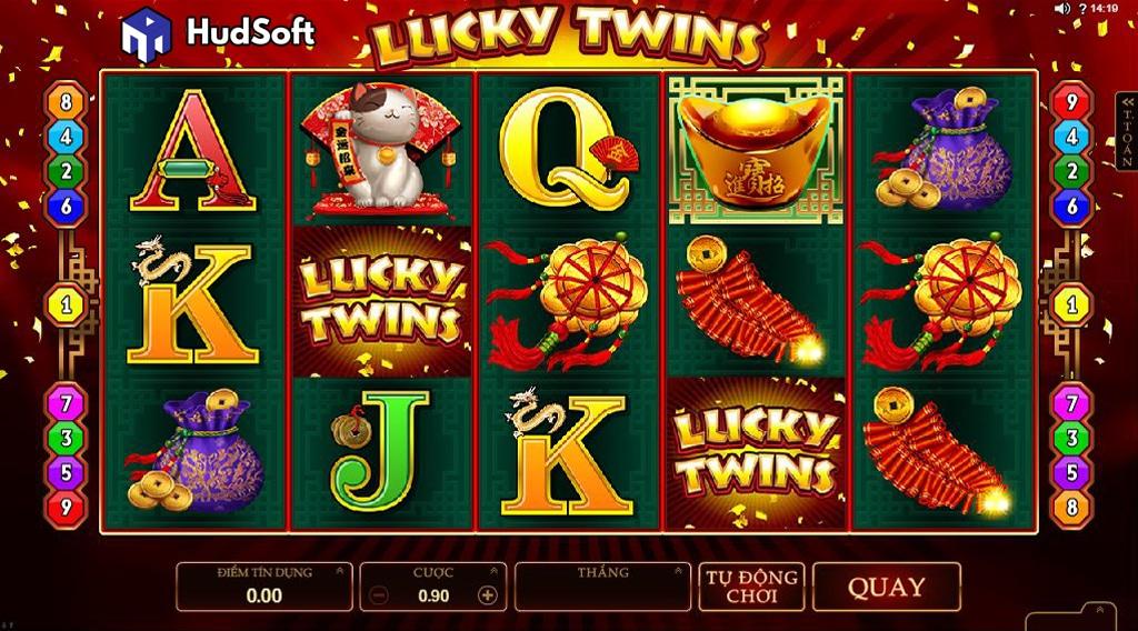 Hướng dẫn cách chơi Lucky Twins