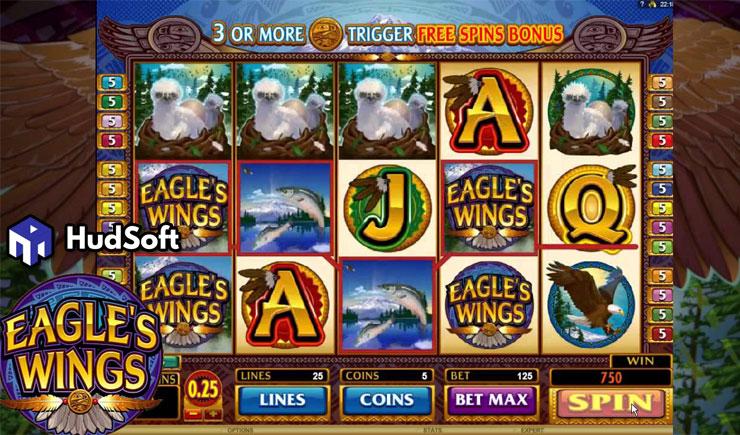 Cách chơi Eagles Wings