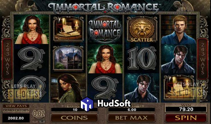 Cách chơi Immortal Romance