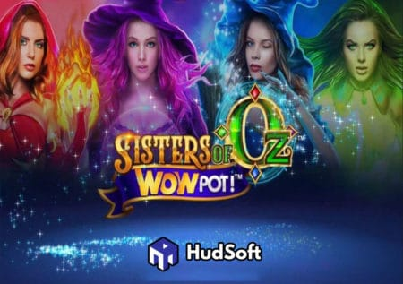Sisters Of Oz Jackpots