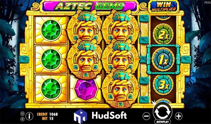 Cách chơi Aztec Gems