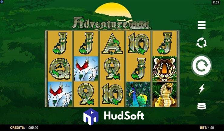 Cách chơi Adventure Palace