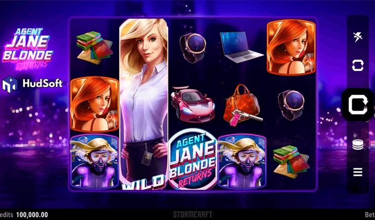 Hướng dẫn cách chơi Agent Jane Blonde