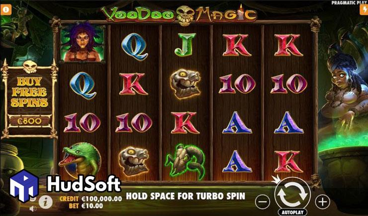 Cách chơi Voodoo Magic Slot