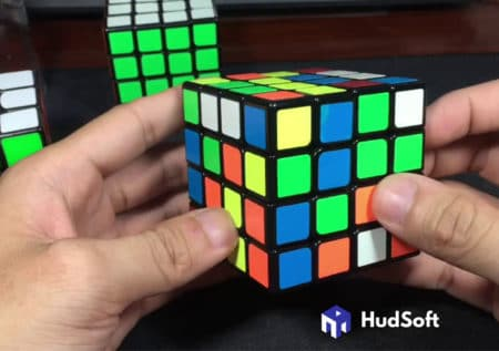 Cách chơi Rubik 3×3