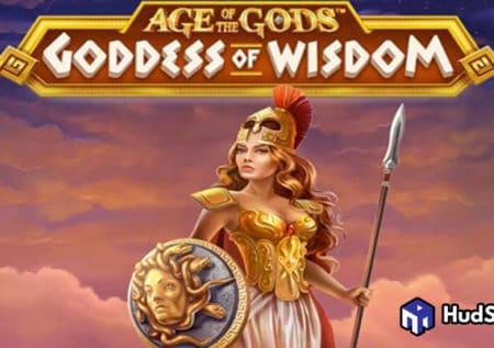 Age of the Gods: Goddess of Wisdom Slot